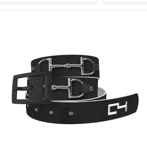 C4 Black Big Bits Belt
