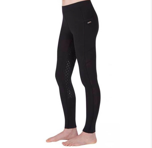 Kerrits Kids IceFil Riding Tights in Black