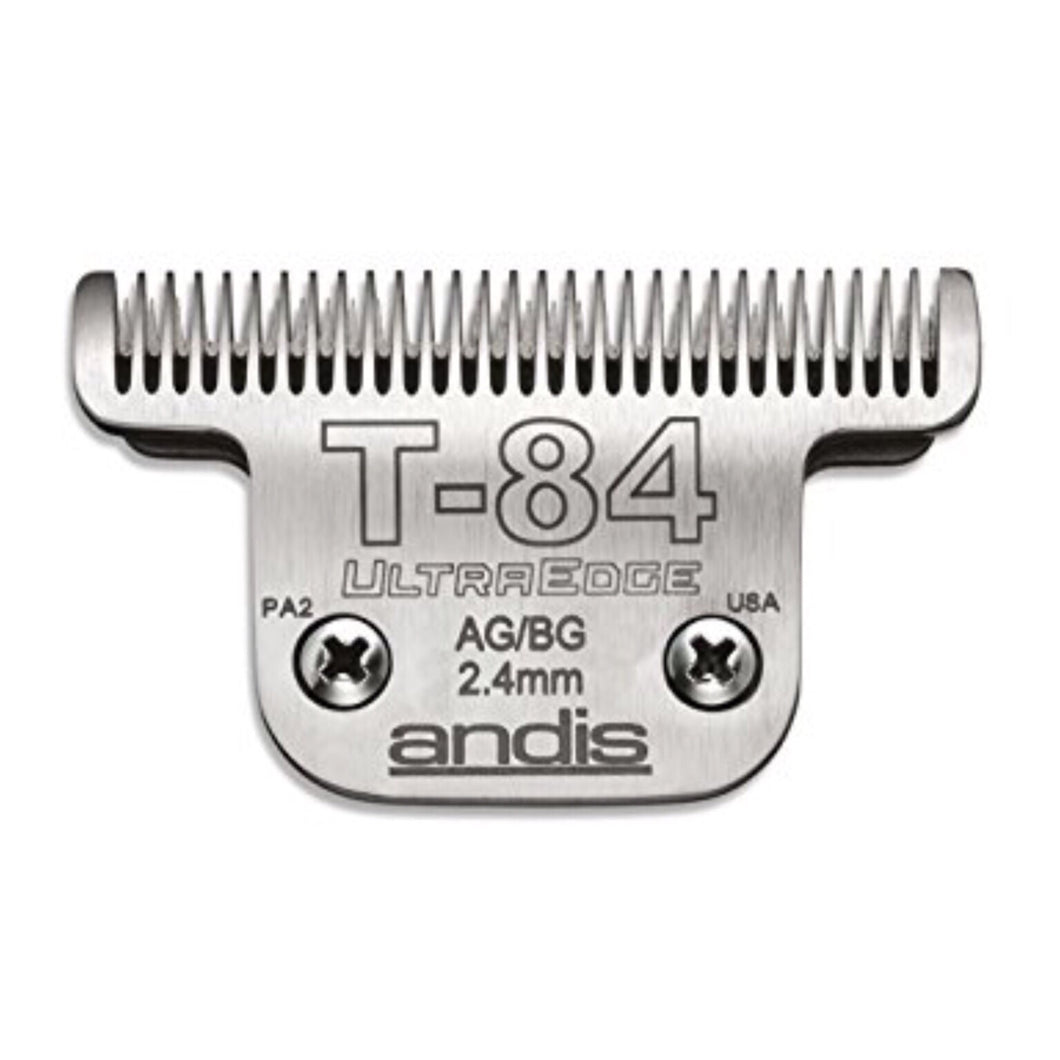 T-84 Andis Ultra Edge Clipper Blade
