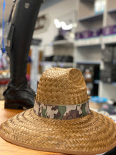 Island Girl Hats Camo Zip Band
