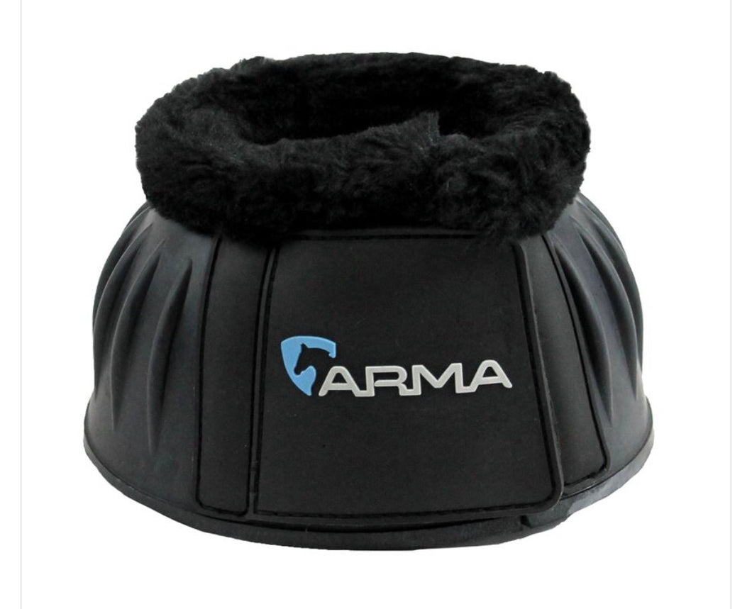 Shires ARMA Fleece Lined Bell Boots