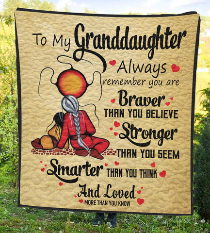 Granddaughter Quilt