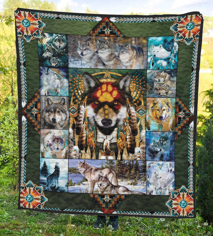 Wofl Native Blanket