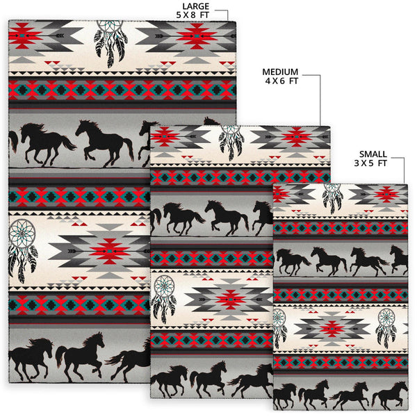 Native Horse Motifs