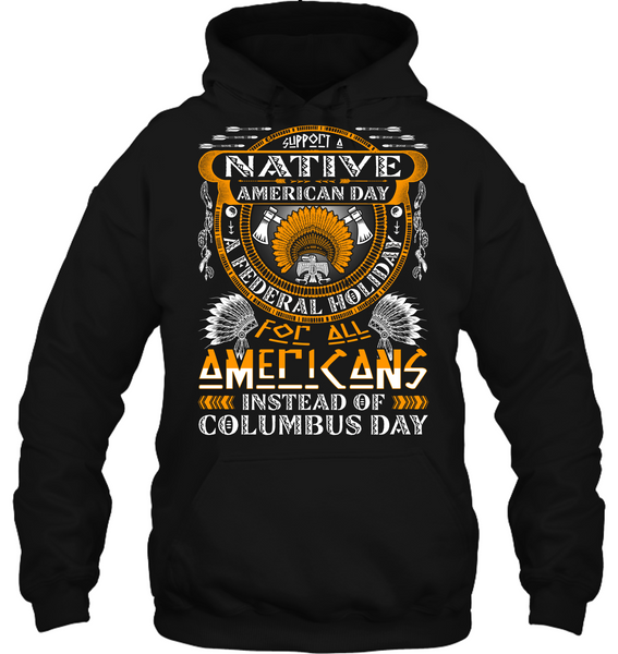 Native colombus Day