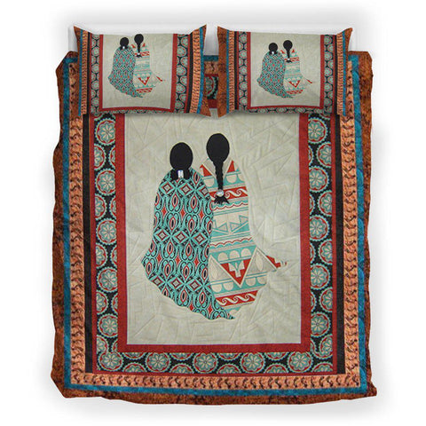 Two Girls Motifs