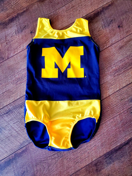 Wolverines Leotard