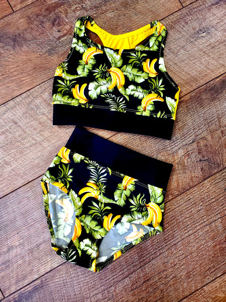 Banana two piece set