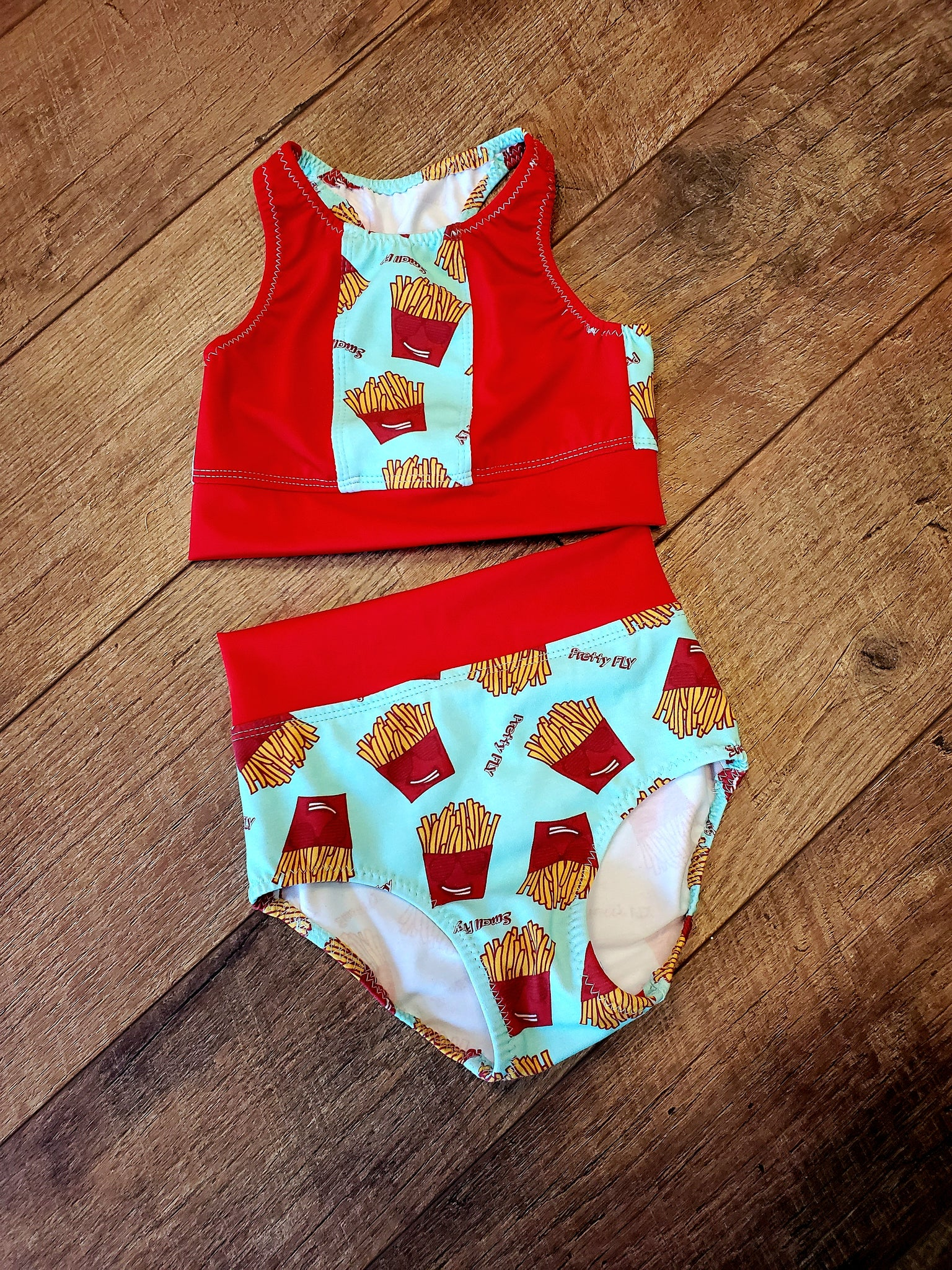 Small Fry Two Piece Set