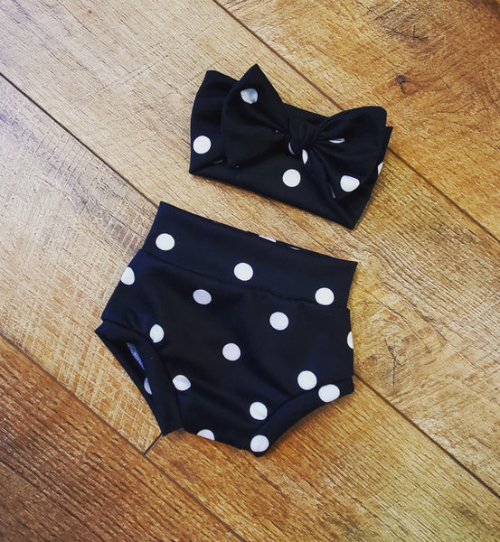 Bummies and Bow Headband Set 3