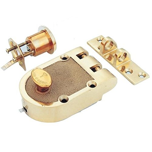 Mul-T-Lock Single Cylinder Jimmy Proof with Junior Rim Cylinder - Countryside Locks