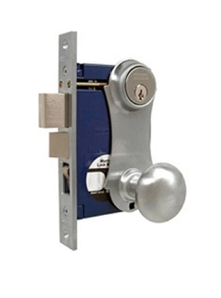 MARKS LOCK 21 SERIES UNILOCK 21AC MORTISE LOCK FOR SECURITY DOOR AND STORM DOOR - Countryside Locks