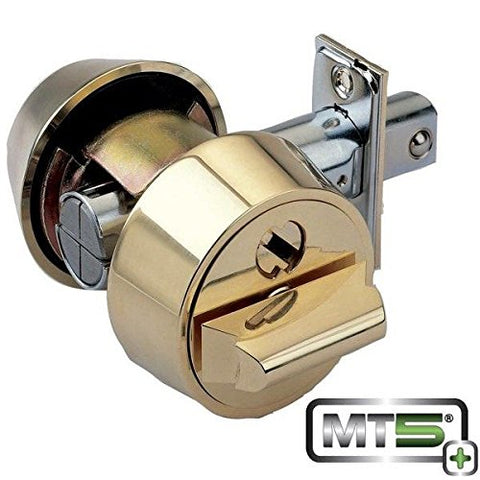 Mul-t-lock MT5+ Hercular Double Cylinder Captive key Deadbolt - Countryside Locks