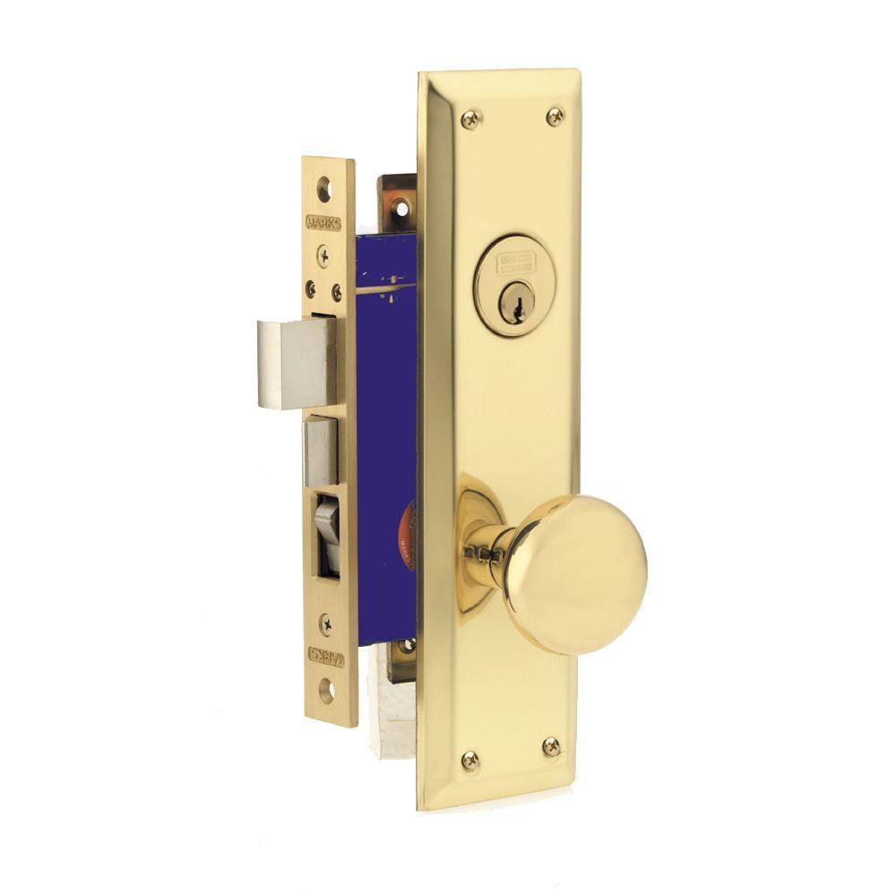 Marks Metro 91A Heavy Duty Mortise Entry Lockset by Marks - Countryside Locks