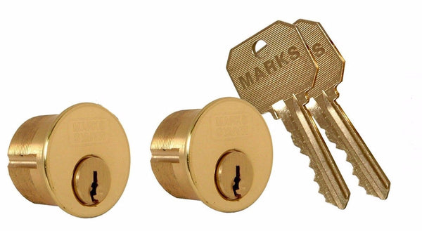 One Pare Of Marks Mortise Lock Cylinder 1 Quot For The Marks
