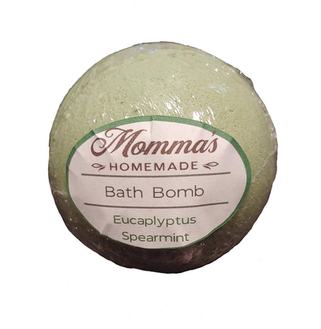 Bath Bomb - Eucalyptus Spearmint