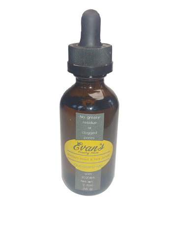Beard & Face Serum - Outdoorsman