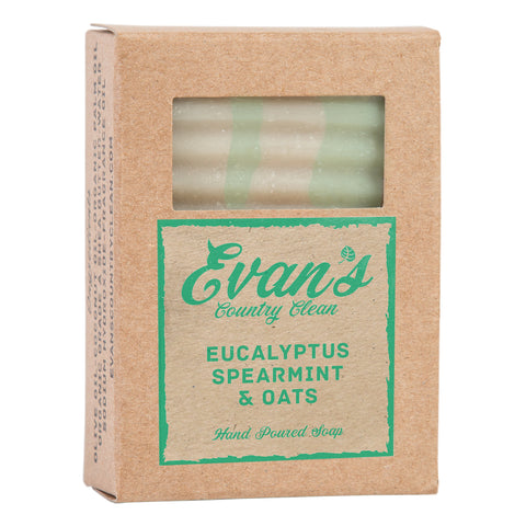 EUCALYPTUS SPEARMINT & OATS