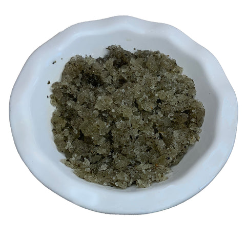 Green Tea Exfoliator - Apricot Peach