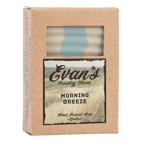 MORNING BREEZE- soap