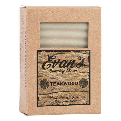 TEAKWOOD- soap