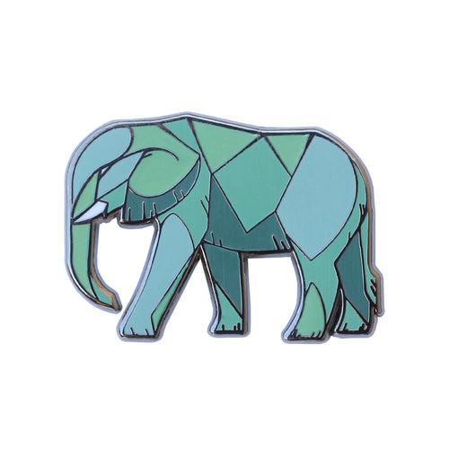 Elephant Pin (Jade)