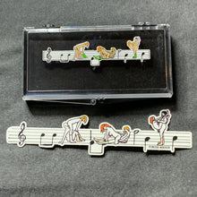 Porous Walker - Music Lovers Pin