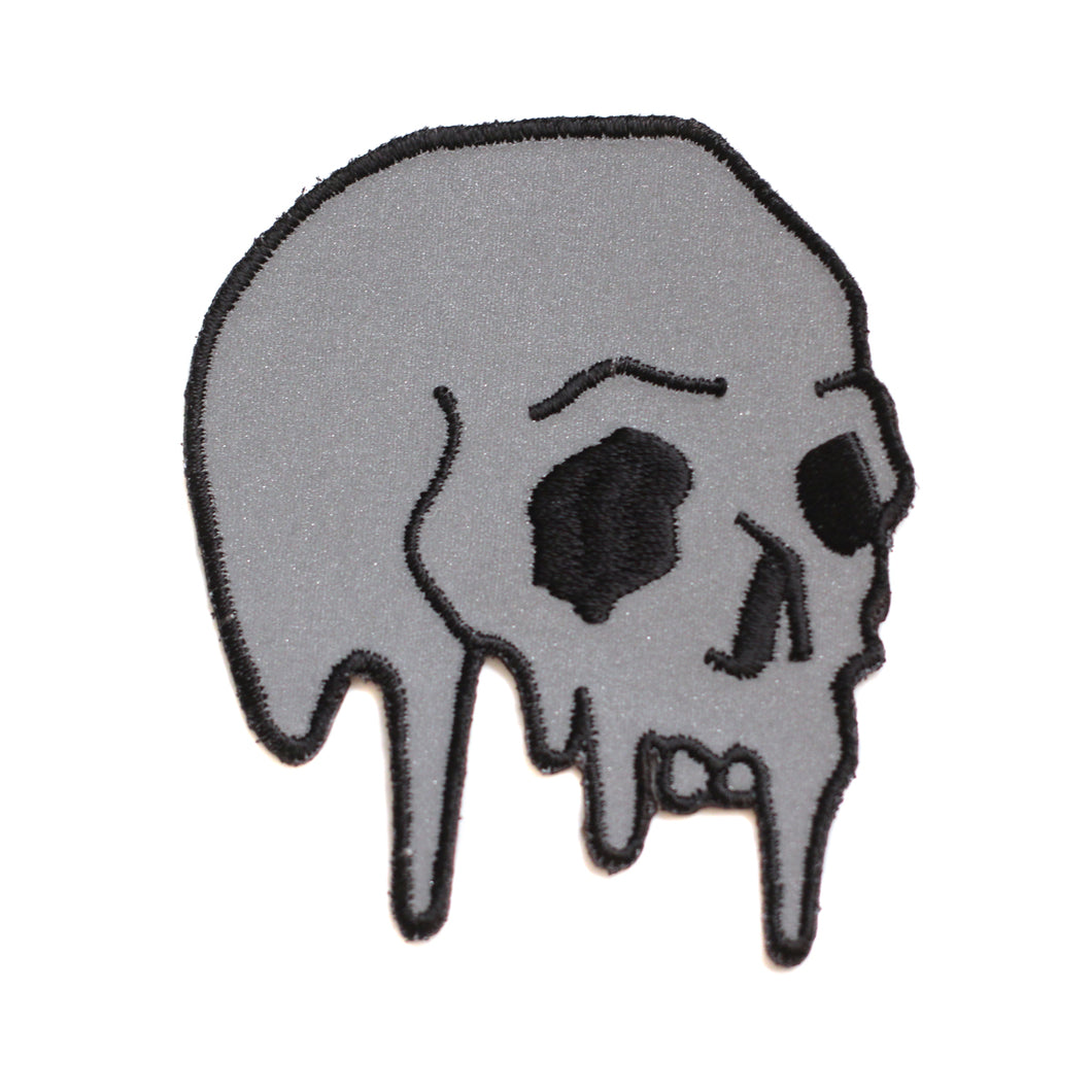 Dripping Skull Patch (3M)