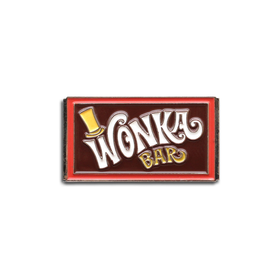Wonka Bar Pin