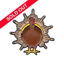 Porous Walker - Turkey Pin