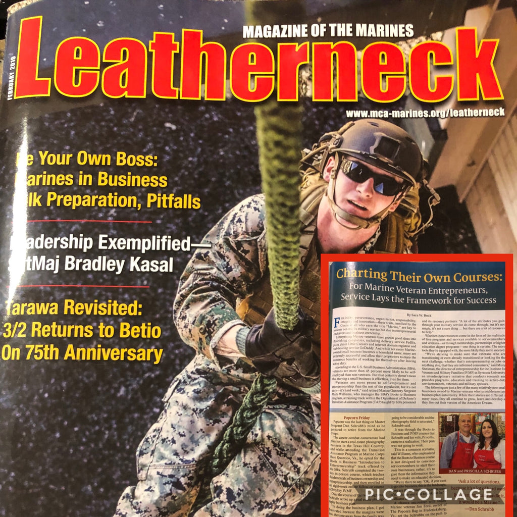 Leatherneck Magazine: Charting Our Course