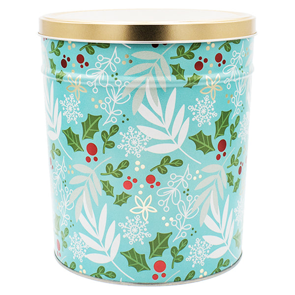 3.5 Gallon Winters Charm Tin - Popcorn Friday