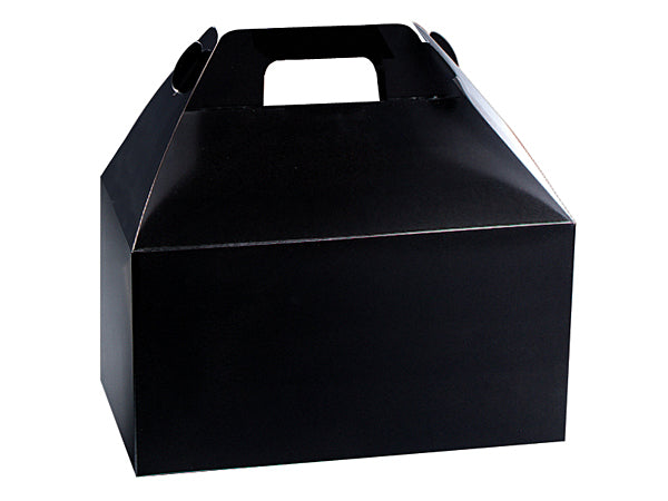 Black Gloss Box - Popcorn Friday