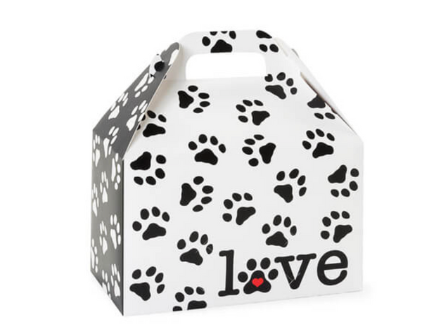 Popcorn Gift Box- Puppy Love
