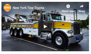 New York Tow Trucks Video