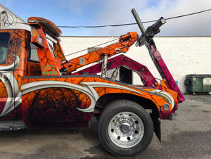 Tow Truck Photo Gallery