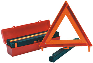 Warning Triangle Kit with Carrying case