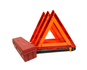Warning Safety Triangle Kit