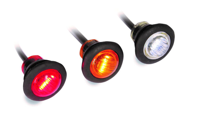 "3/4"" LED Marker Lights, 10-PACK"