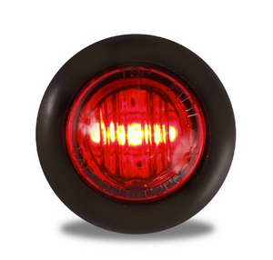 "Red 3/4"" LED Marker Light"