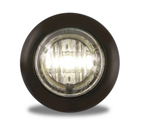 "White 3/4"" LED Marker Light"