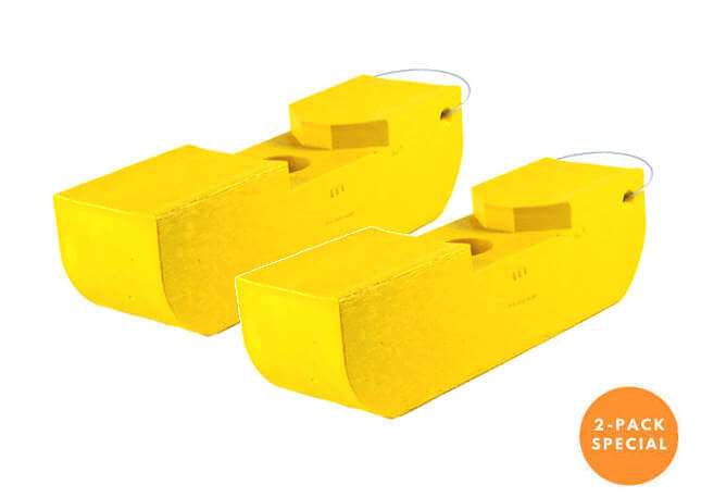 ITI Control Arm Skate YELLOW 2-PACK
