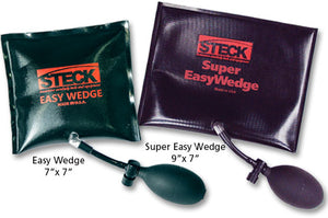 Steck SUPER Easy Inflatable Air Wedge for lock out door tool