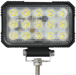 LED 22.5-Watt Slim Rectangular Work Light by Custer Products. Available at www.Baremotion.com