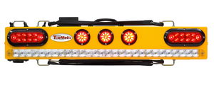 MO37 Towmate Lithium Powered Wireless Tow Light, Strobe and Worklight