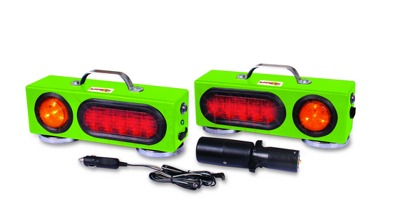 Lite-it Wireless LED Agricultural Tow Lights