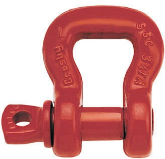 Crosby S-253 Sling Saver Screw Pin Web Shackle