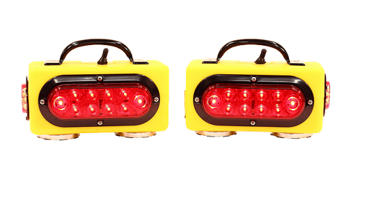 TM3 Pair of Individual Towmate Wireless Tow Lights