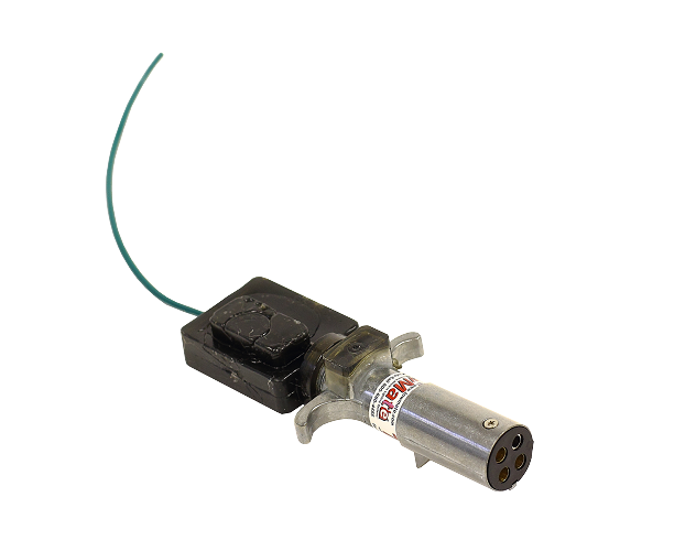 TM5004 4-PIN Round Transmitter for TowMateWireless Lights