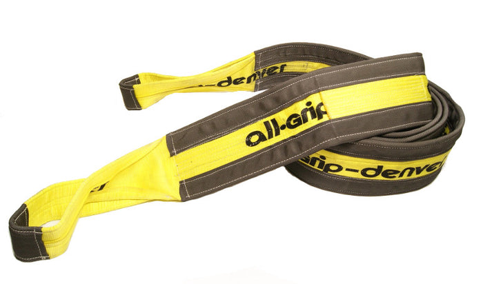 "12"" x 20' - 2 Ply Cordura Edge Recovery Strap All-Grip®"
